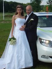 Novomanželé ve třech ... :)
