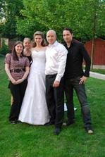 kolegové ženicha :)