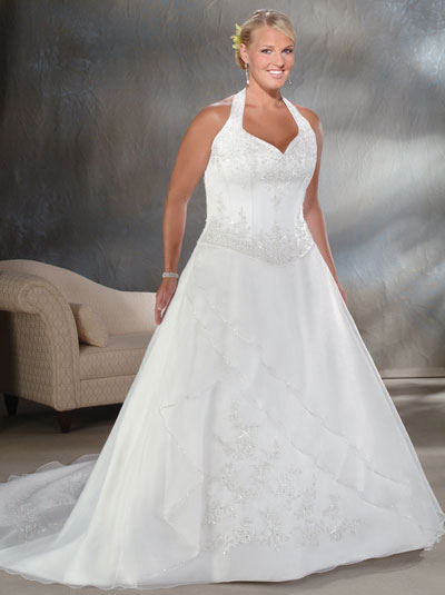 Plus size bride :o) - Obrázek č. 92