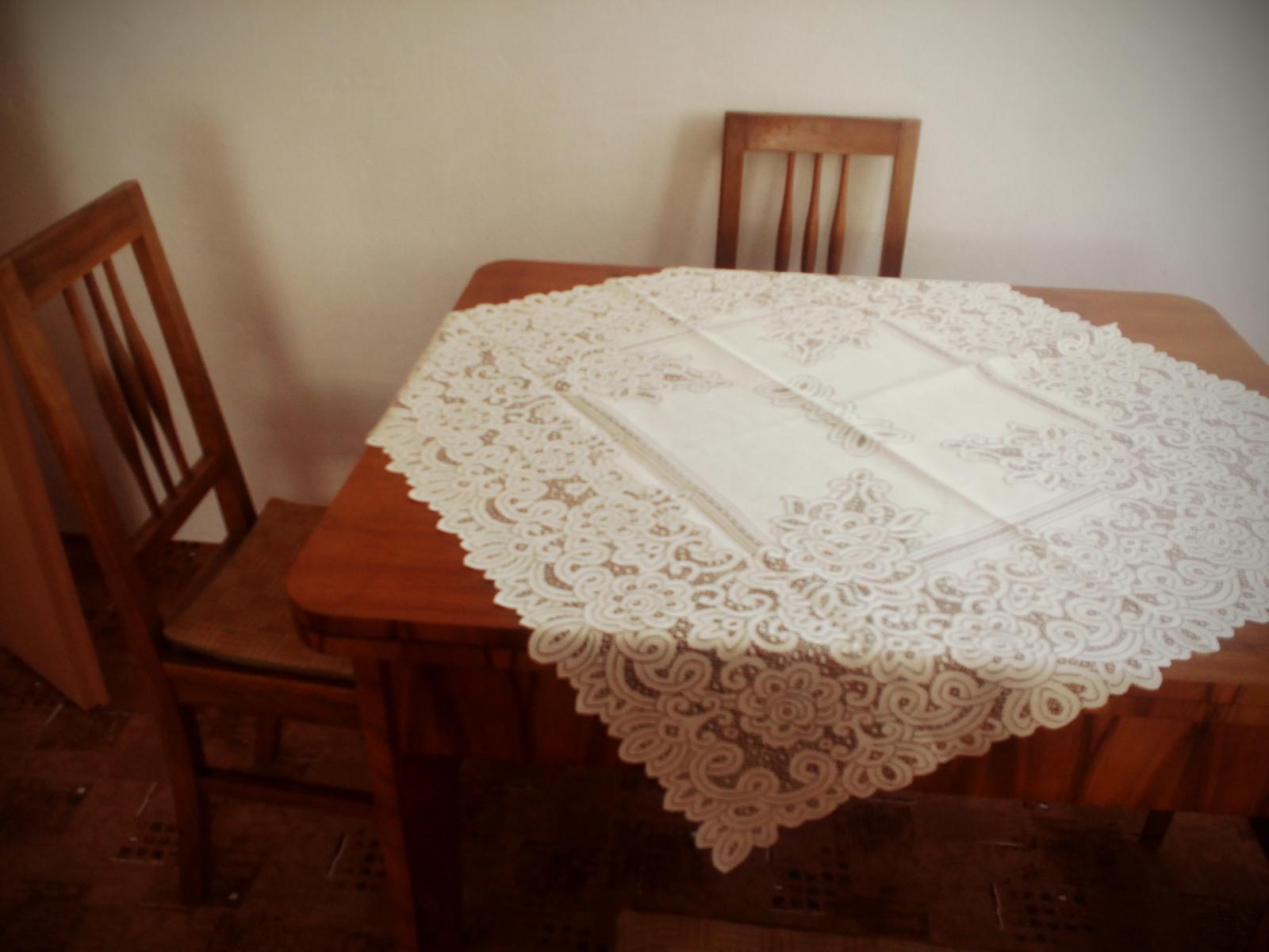 4 drevené stoličky - retro - Obrázok č. 2