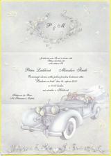 svatební oznámení:-)