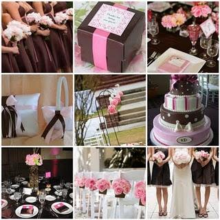 Chocolate and pink inspiration... - Obrázek č. 27