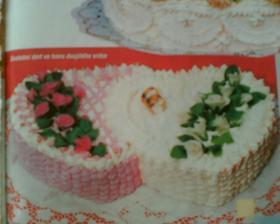 a ještě jeden dort podobný tomuhle