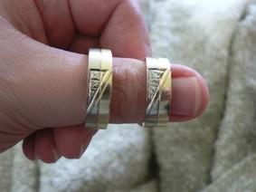 Naše prstýnky....