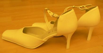 Moje svatební boty