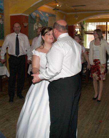 Markéta{{_AND_}}Michal - první tanec