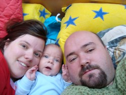 My tři