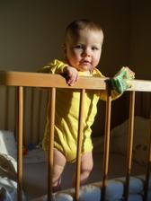 Mirka už má 9 mesiacov, ale to letíííí....