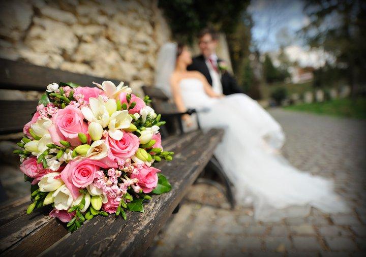 Wedding inspirations - Kytičky