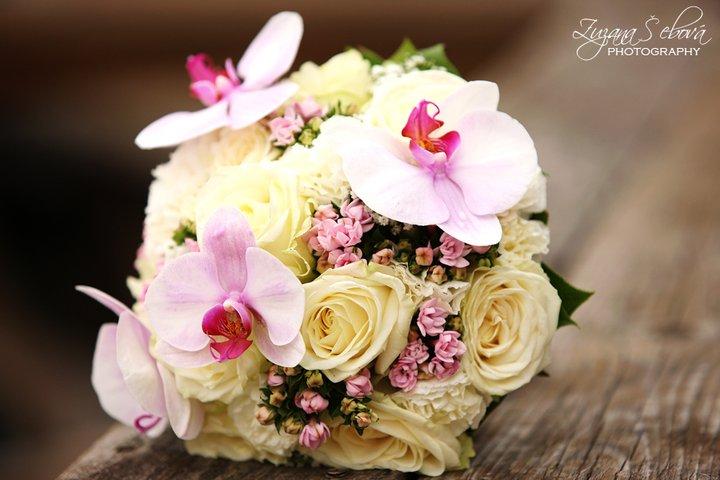 Wedding inspirations - bez ochideí to asi nepôjde ::))