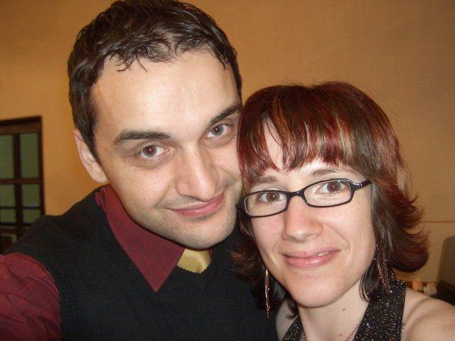 Mia a Pablo - ...tak toto sme my :O) ...