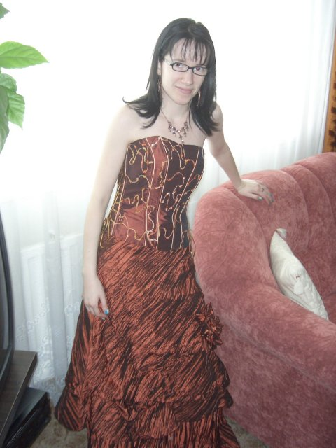 Mia a Pablo - ...moje popolnočné šaty...