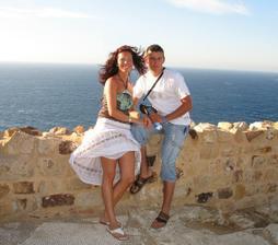 v Tunise nám bolo krásne