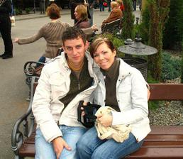 zo svadobnej cesty v Poľsku