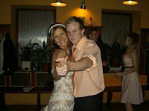 Trsáme s Tomáškem :-)))