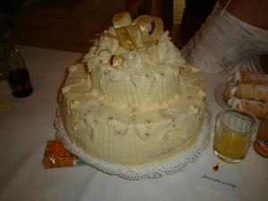 Po dortu se jen zaprášilo!