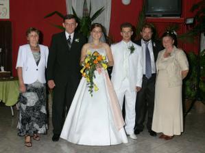 ... s rodicmi ...