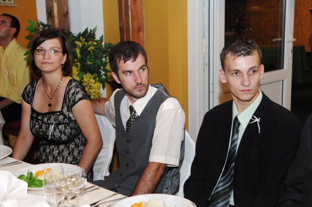 Janka{{_AND_}}Karol - Moja sestrička, jej partner a môj mladší braček