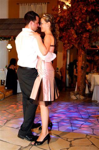 Janka{{_AND_}}Karol - jedna v popolnočných... Tancujeme na náš song: Láska moja od Elánu :o))