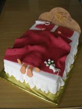 Torta už objednana