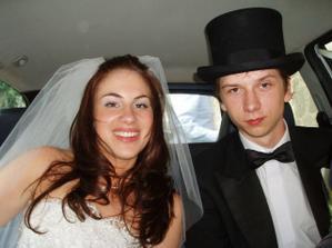 Novomanželé Brůžkovi !