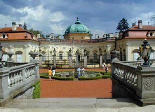 zámek Buchlovice - tady si řekneme ANO