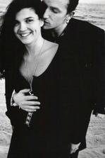 Bono a Ali.