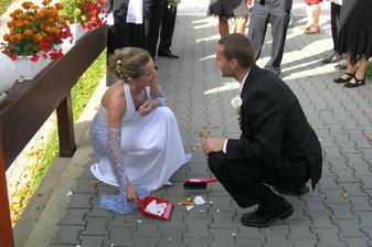 Manželská spolupráce.