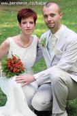 Pánský svatební oblek,