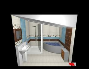 pultík pri umývadle bude tiež obložený aj sprcha pri vani,len mi to nejako nešlo :)