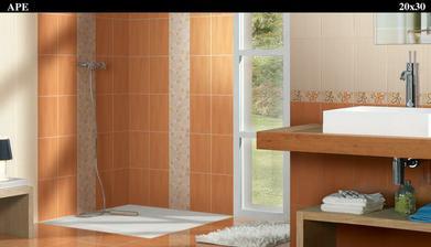 mám dilemu,či žltú kúpelňu,oranžovú,zelenú,alebo modrú:)))