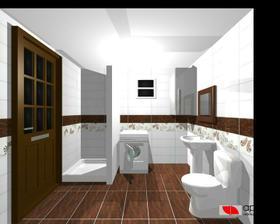 umiestnenie bude také v dolnej kúpelni,len tie obklady budú iné :)