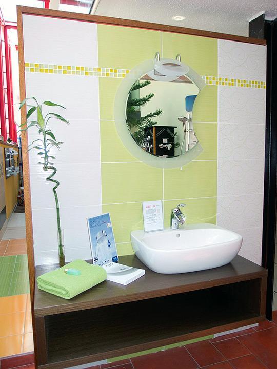 Kúpelne - obklad Spring od Musis :)