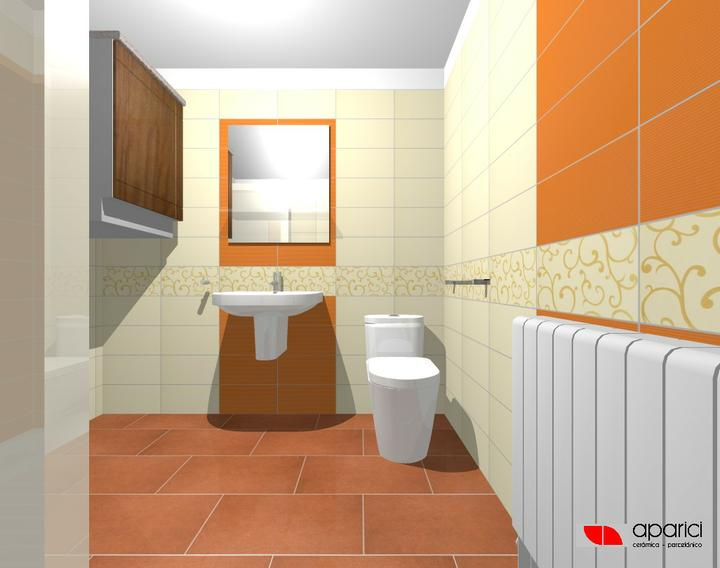 Kúpelne - Môj výtvor ako to asi bude :)