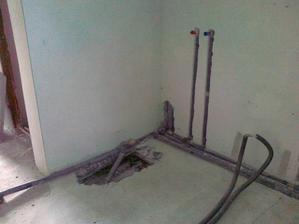 tak tu bude sprcha :)