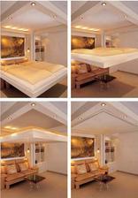 lietajúca posteľ :)))))