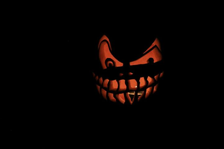 "Take ""vselico"" + nazov palmy? - Moja prva ""Halloweenka"" bu bu buuuu"