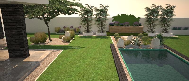 Modern Garden Linear324 - naša prímorská - Obrázok č. 2