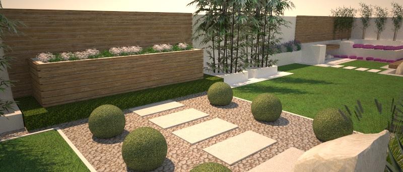 Modern Garden Linear324 - naša prímorská - Obrázok č. 22