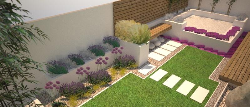 Modern Garden Linear324 - naša prímorská - Obrázok č. 24