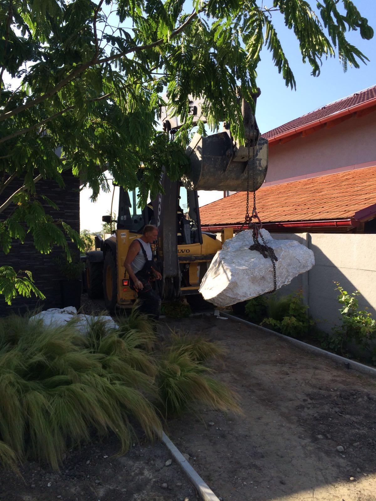 Modern Garden Linear324 - naša prímorská - 700kg
