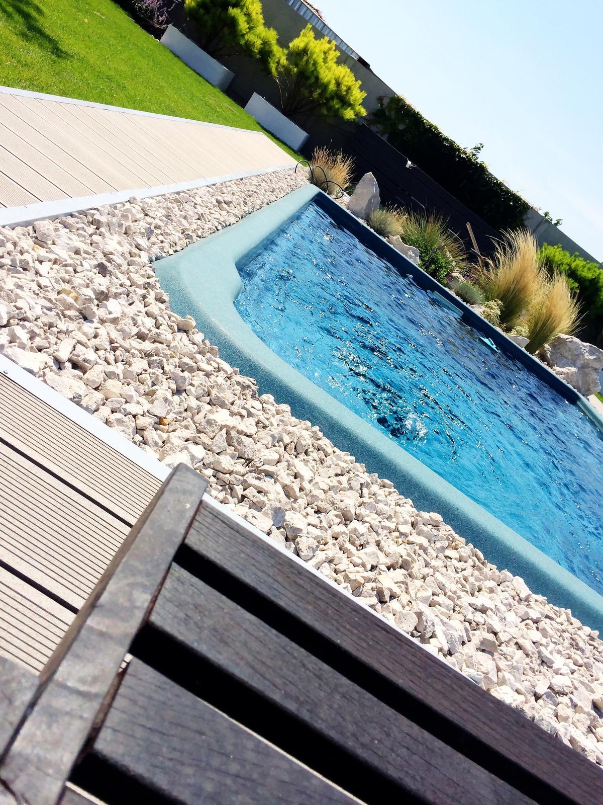 Modern Garden Linear324 - naša prímorská - nase domace more :D ... ok mini moríčko