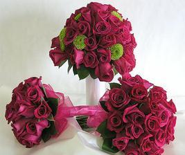 Překrásná barva růží!!