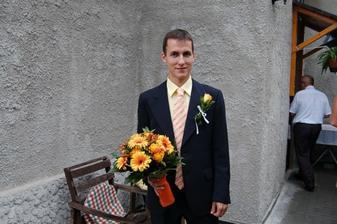 že by ženich??? :o)
