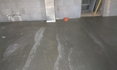 zabetonovane podlahove kurenie