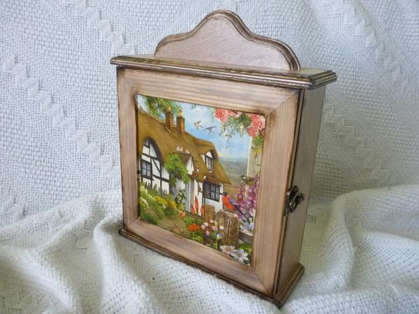 Moja práca - skrinky na kľúče - Obrázok č. 30
