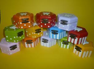 krabicky pre zubnu vilu
