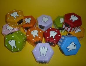 aby sa mliečne zubky nestratili :D