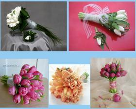 kytice z tulipánov