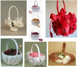 košíky pre flowergirls